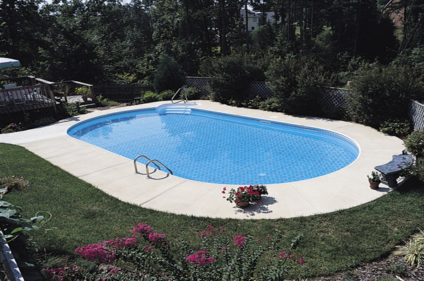 Jelly belly 39 s pools spas inground pools for Inground pool pics