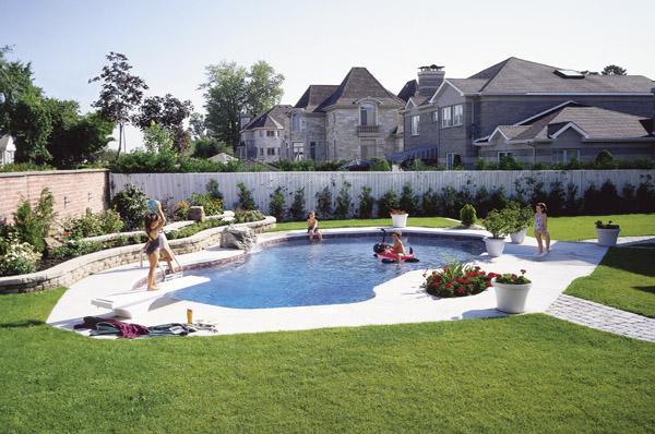 Jelly Belly 39 S Pools Spas Inground Pools